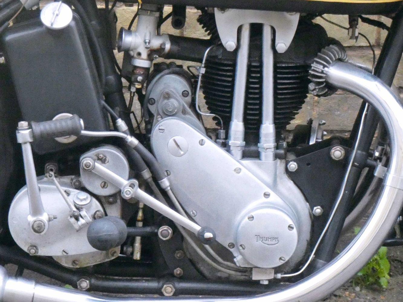 1935 Triumph Model 5/2 500cc For Sale (picture 3 of 6)