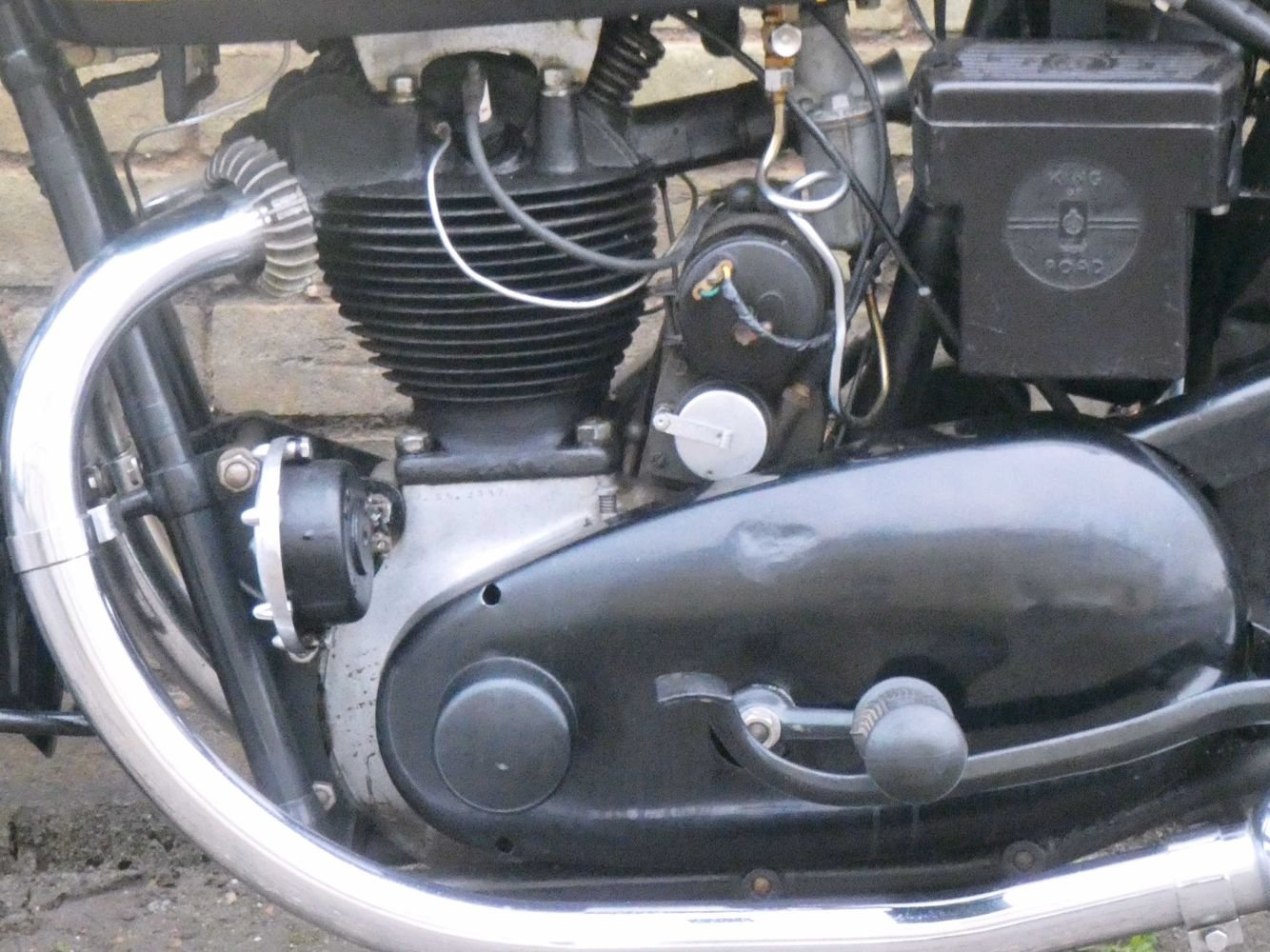 1935 Triumph Model 5/2 500cc For Sale (picture 4 of 6)