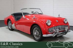 Picture of Triumph TR3 1959 in very good condition For Sale