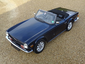 Picture of 1972 Triumph TR6 - Matching Numbers/Power Steering For Sale