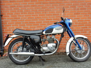 Triumph Twenty One 3TA  350cc  1967 Matching Numbers