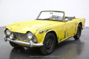 Picture of 1966 Triumph TR4A For Sale