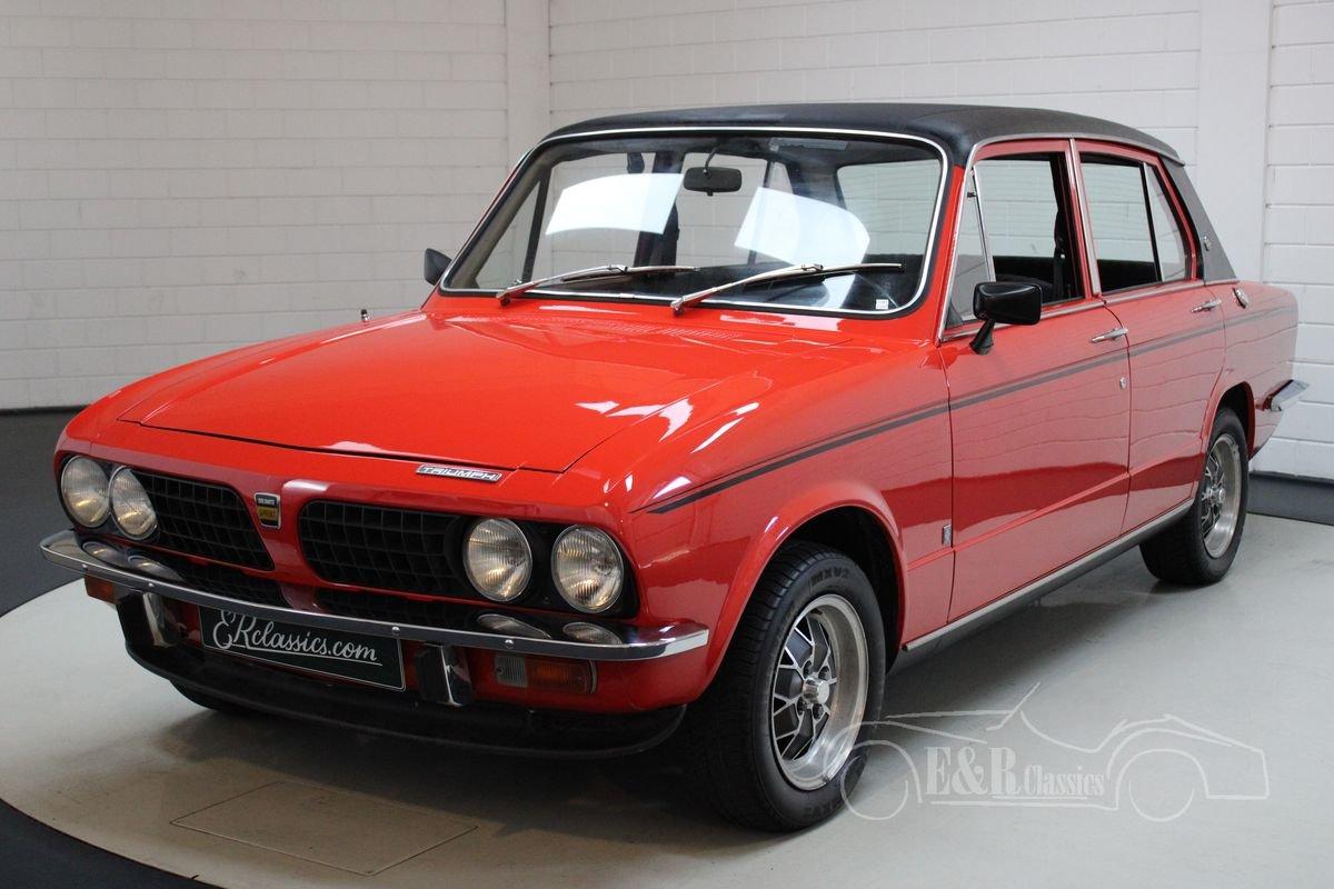 Triumph Dolomite Sprint Restored 1975 For Sale (picture 5 of 12)
