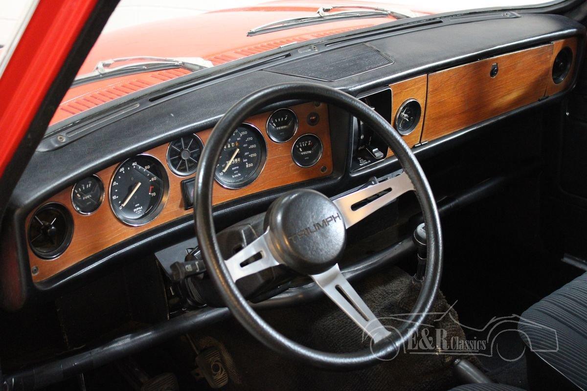 Triumph Dolomite Sprint Restored 1975 For Sale (picture 9 of 12)