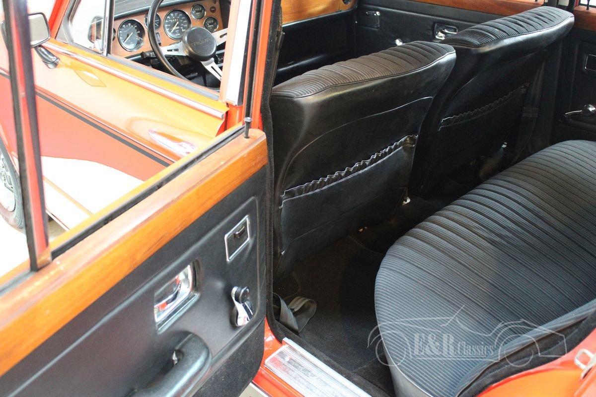 Triumph Dolomite Sprint Restored 1975 For Sale (picture 10 of 12)