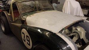 Triumph TR2 BETA Project