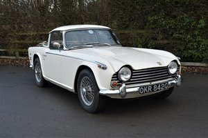 Picture of 1968 Triumph TR5 For Sale by Auction