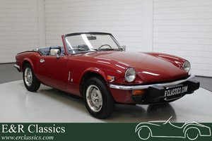 Picture of Triumph Spitfire 1500US good condition 1976 For Sale