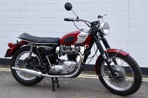 1970 Triumph T120R Bonneville 650cc - Matching Numbers