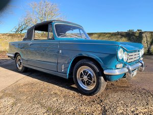 Picture of nicely restored 1969 Triumph Vitesse Mark 2 Convertible For Sale