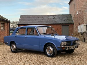 Picture of 1972 Triumph 1500 FWD. Fresh MOT. Free U.K Delivery. For Sale