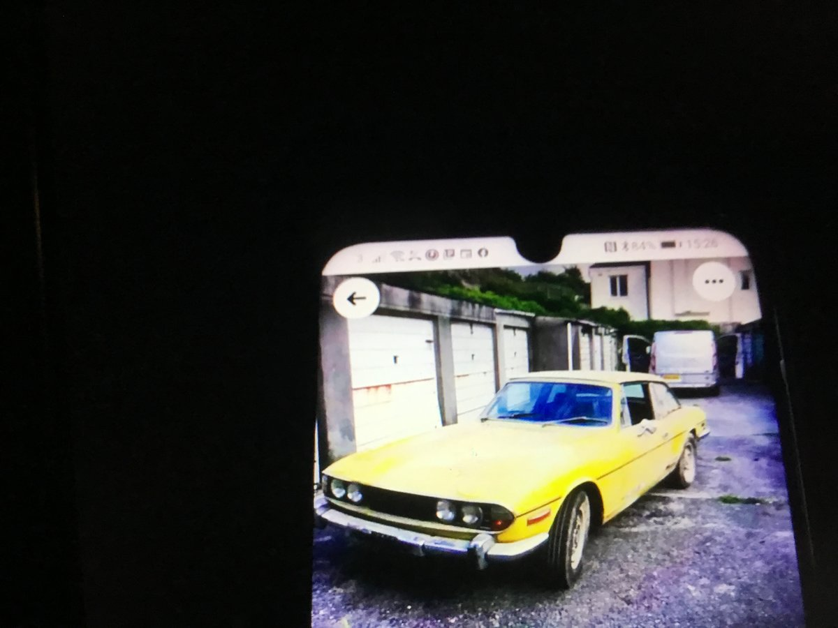 1973 Triumph stag For Sale (picture 1 of 1)