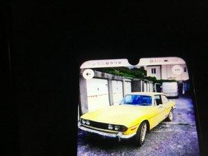 Picture of 1973 Triumph stag For Sale