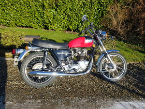 Picture of 1976 Triumph T140V 750 Bonneville - SOLD, awaiting collection For Sale