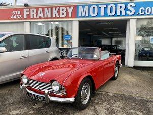 Picture of Triumph TR4 1963 For Sale