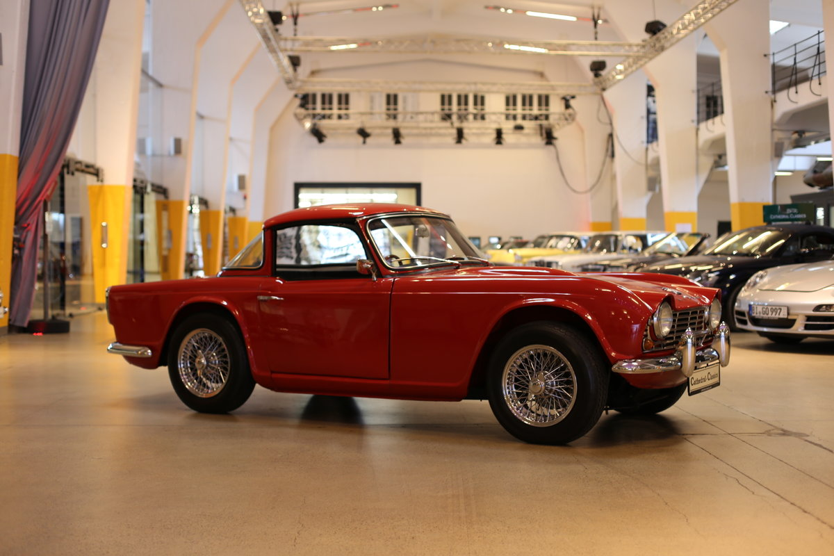 1962 An original Surrey TR4 - trophy winner from the nineties SOLD (picture 7 of 12)