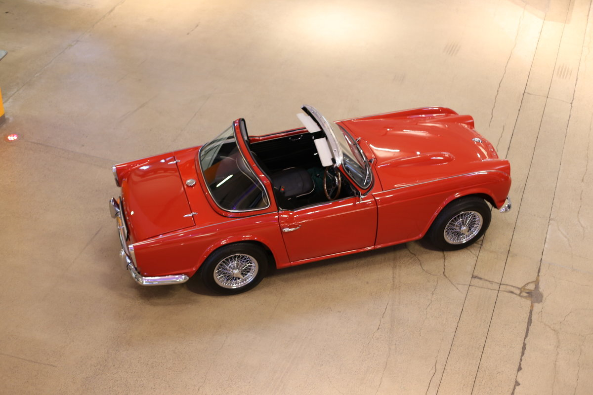 1962 An original Surrey TR4 - trophy winner from the nineties SOLD (picture 8 of 12)
