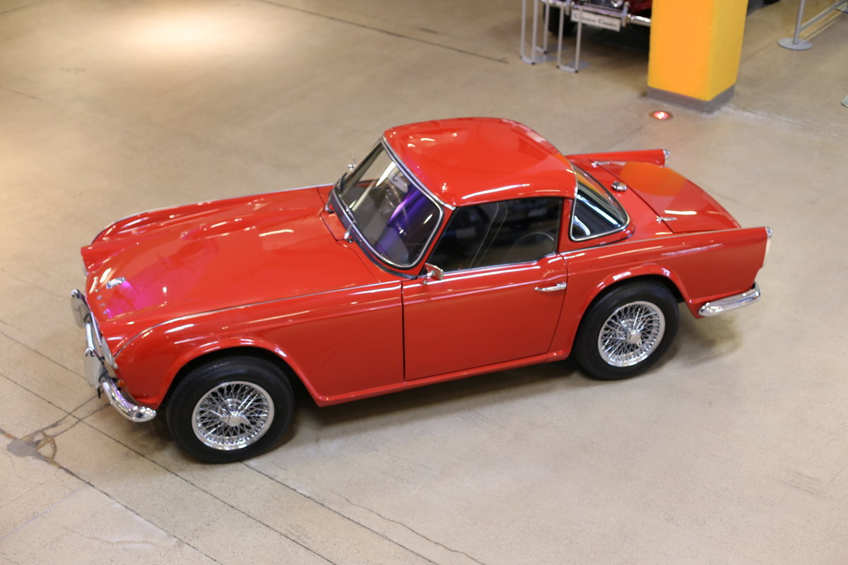 1962 An original Surrey TR4 - trophy winner from the nineties SOLD (picture 9 of 12)