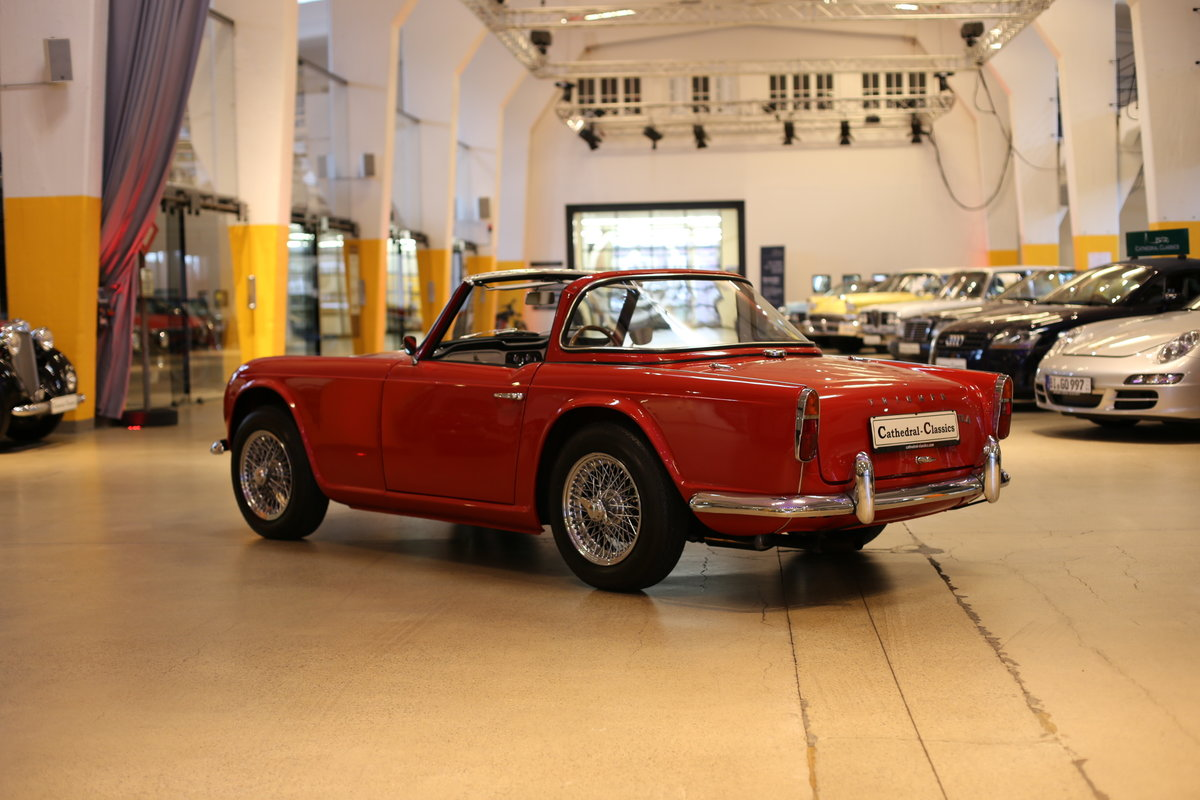 1962 An original Surrey TR4 - trophy winner from the nineties SOLD (picture 12 of 12)