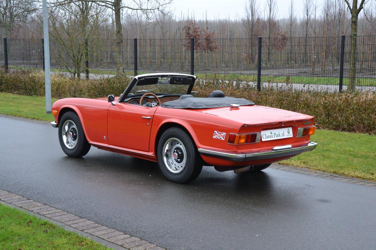 1972 (1154) Triumph TR 6 For Sale (picture 2 of 12)