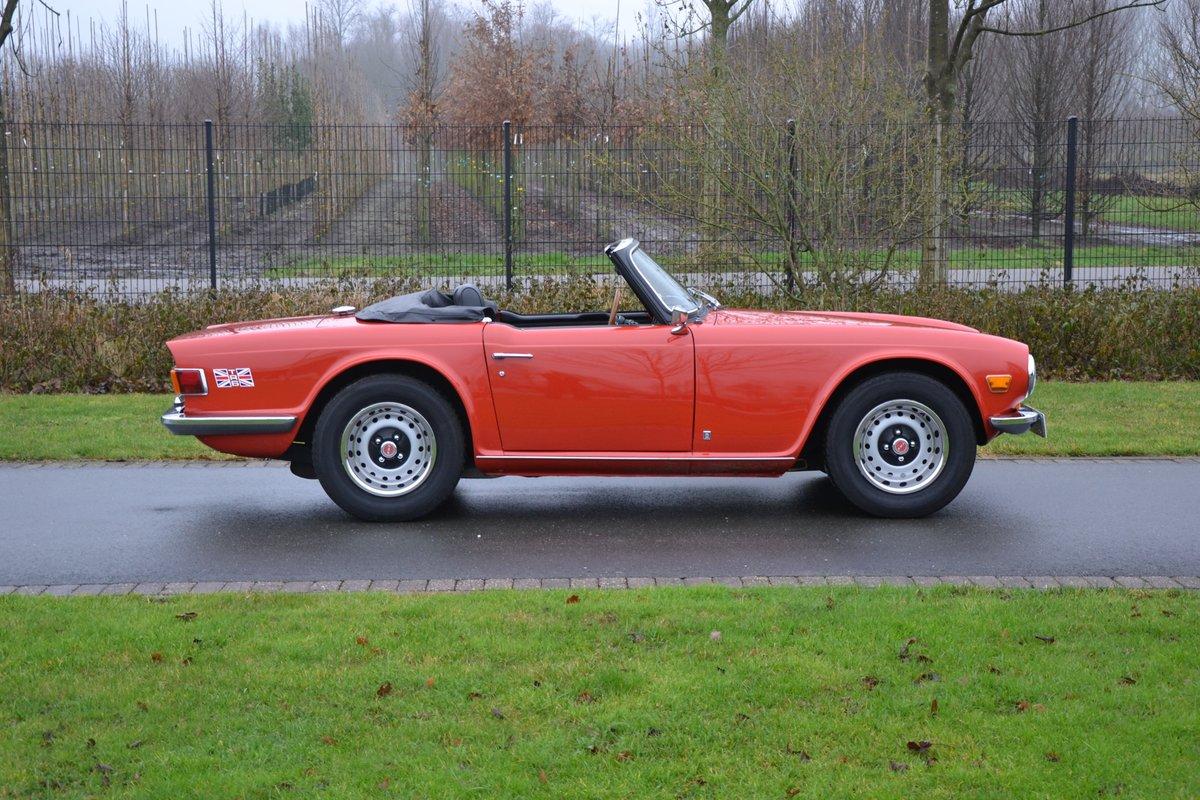 1972 (1154) Triumph TR 6 For Sale (picture 3 of 12)