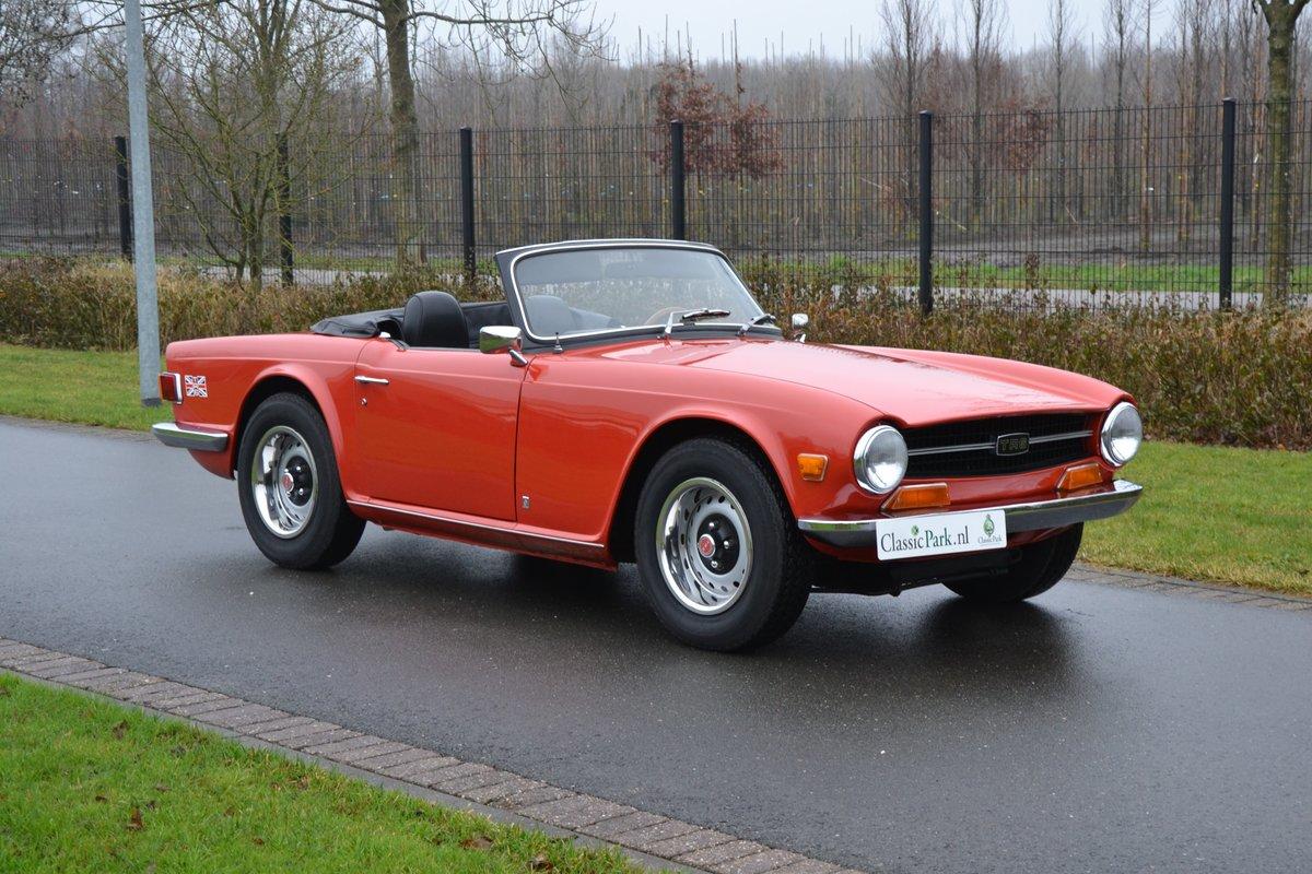 1972 (1154) Triumph TR 6 For Sale (picture 4 of 12)