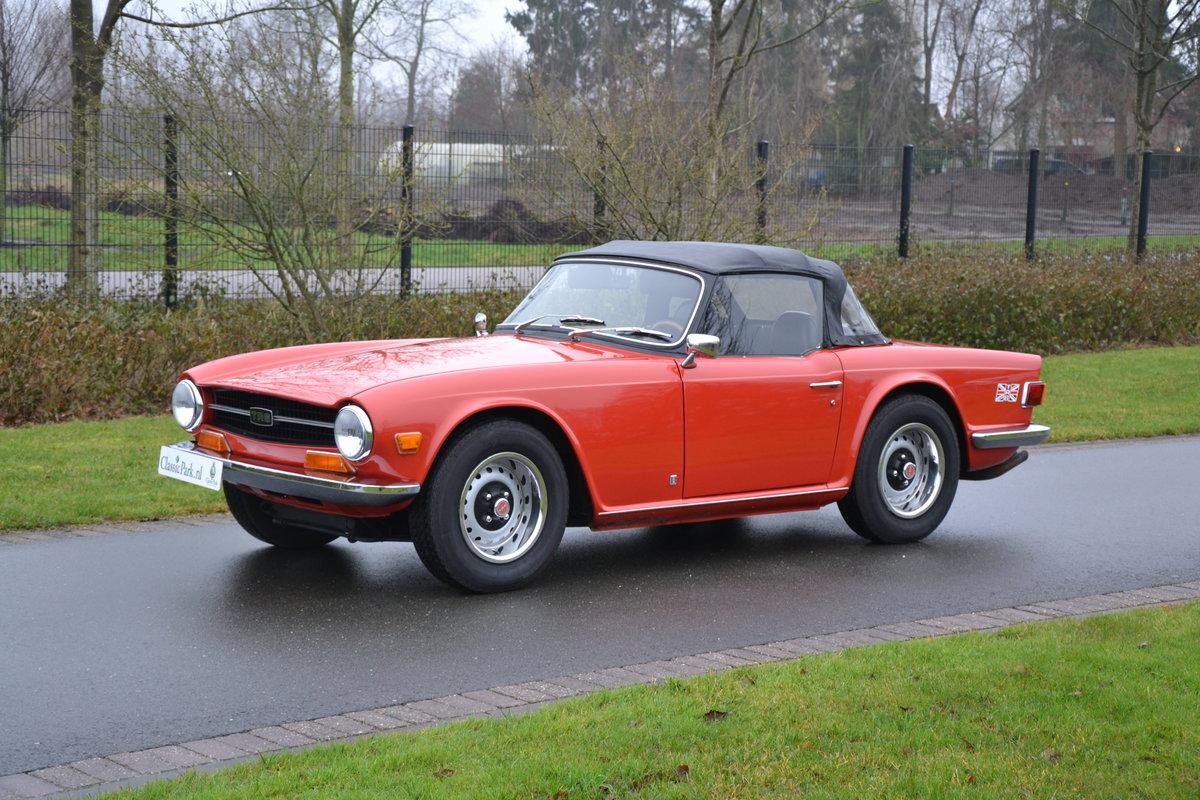 1972 (1154) Triumph TR 6 For Sale (picture 5 of 12)