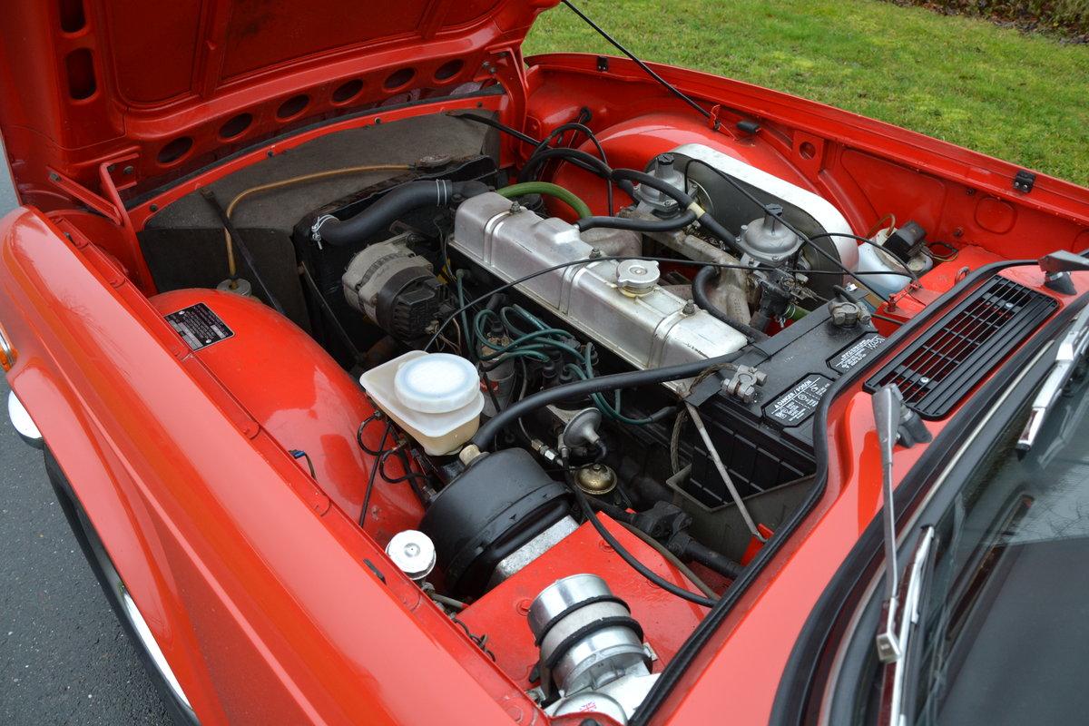 1972 (1154) Triumph TR 6 For Sale (picture 10 of 12)
