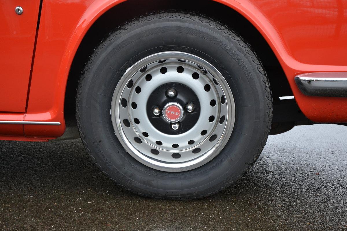 1972 (1154) Triumph TR 6 For Sale (picture 12 of 12)