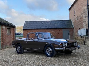Picture of 1971 Triumph Stag MK I 3.0 V8 Manual Overdrive SOLD