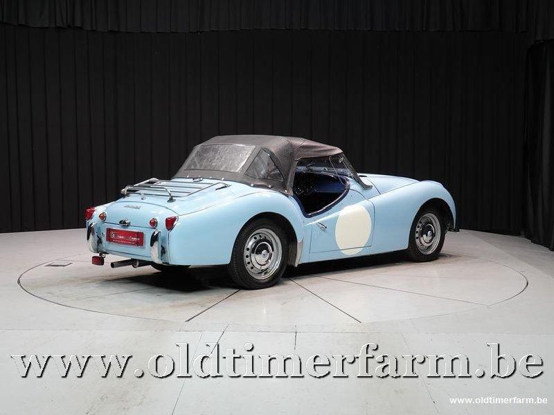 1960 Triumph TR 3A '60 CH937L For Sale (picture 12 of 12)
