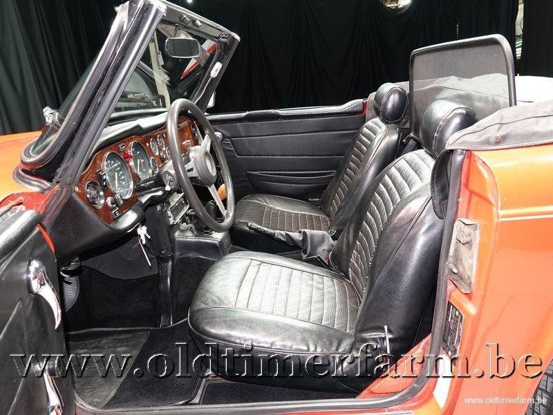 1973 Triumph TR6 '73 For Sale (picture 4 of 12)