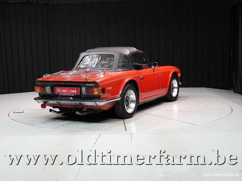 1973 Triumph TR6 '73 For Sale (picture 12 of 12)