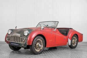 Picture of 1959 Triumph TR3A For Sale