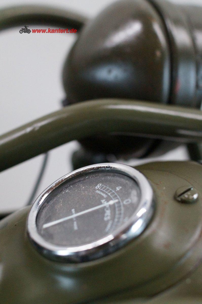 1957 Triumph TR 5, 500 cc, 25 hp For Sale (picture 10 of 12)