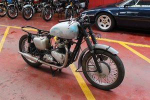 Picture of Triumph Bonneville 1961 - To be auctioned 26-03-21 For Sale by Auction