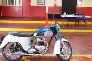 Picture of Triumph Tiger 110 1961 - To be auctioned 26-03-21 For Sale by Auction