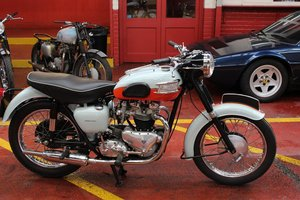 Picture of Triumph Bonneville 1958 - To be auctioned 26-03-21 For Sale by Auction