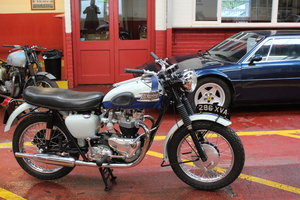 Picture of Triumph Bonneville 1960 - To be auctioned 26-03-21 For Sale by Auction