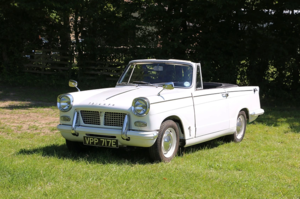 Picture of 1967 Triumph Herald 12/50 Convertible for self-drive hire For Hire