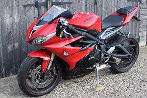 Picture of 2014 Triumph Daytona 675 ABS (6500 miles, Quickshifter + more) SOLD