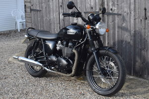 Picture of 2013 Triumph Bonneville T100 865 EFi Black Edition, 2014 14 Reg SOLD