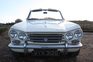 Picture of TRIUMPH VITESSE 1969. MKII 2LTR CONVERTIBLE SOLD