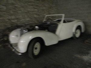 Picture of 1949 Triumph 2000 Roadster For Sale