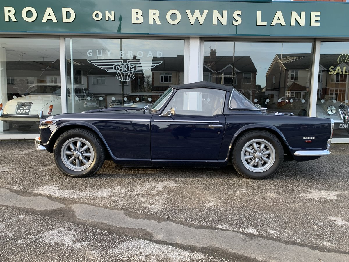 1968 Triumph TR5/250 For Sale (picture 2 of 4)