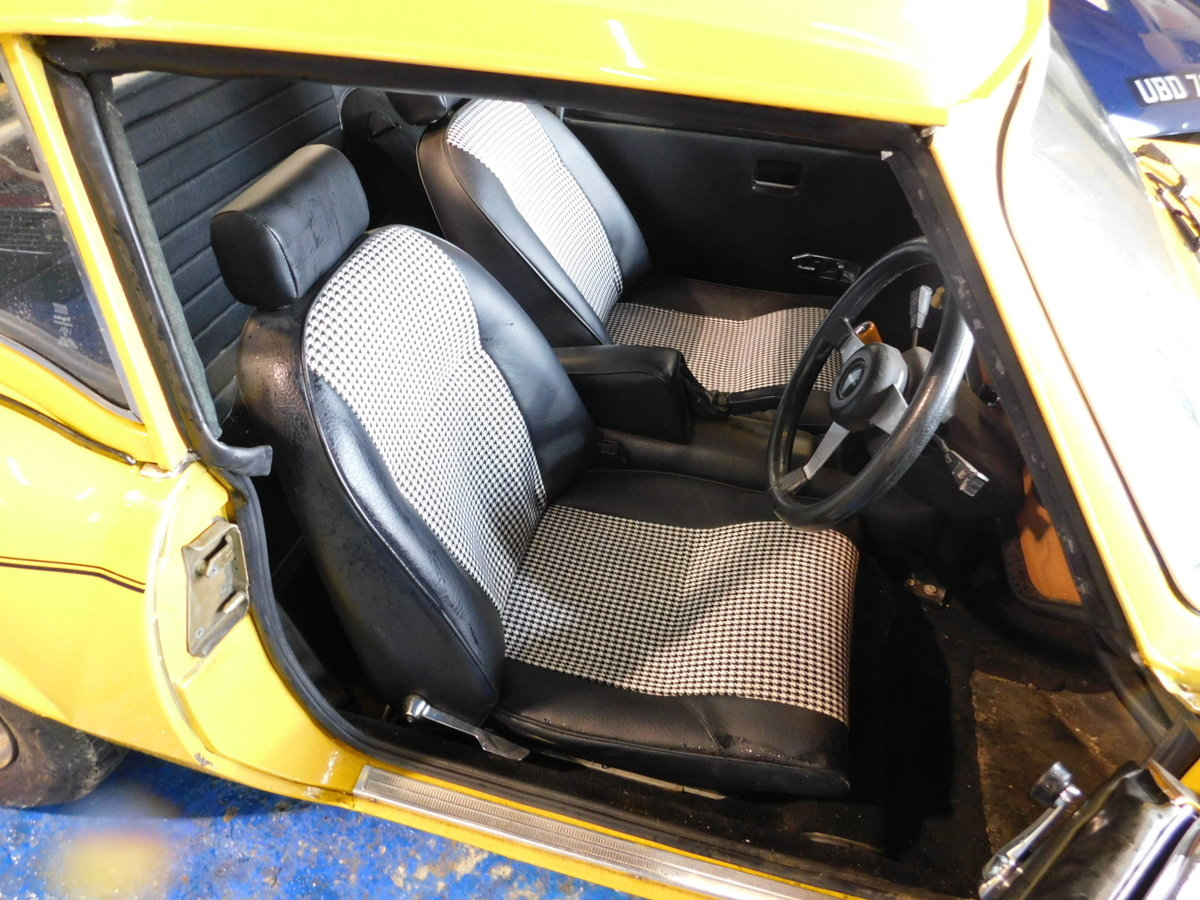 1977 TRIUMPH SPITFIRE FAMILY OWNED FROM NEW For Sale (picture 8 of 24)
