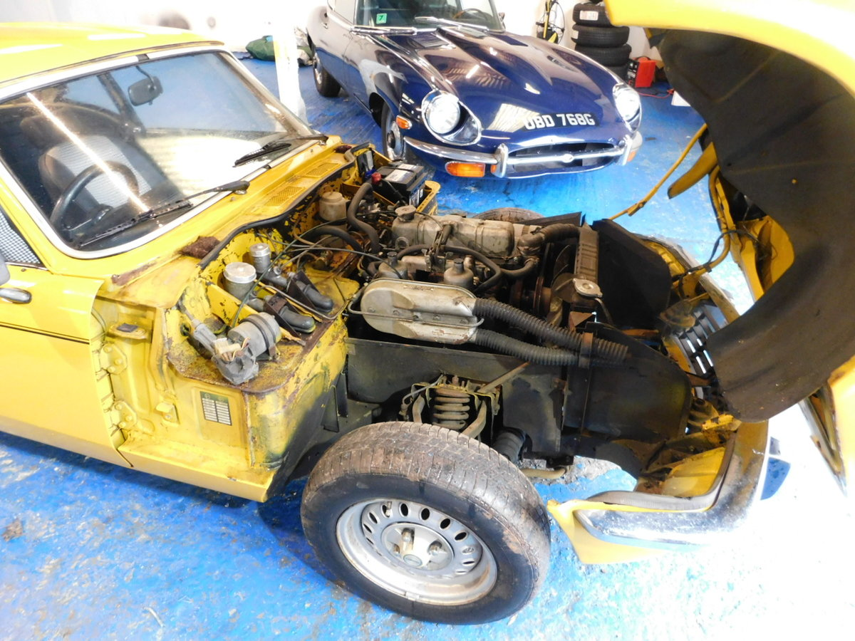 1977 TRIUMPH SPITFIRE FAMILY OWNED FROM NEW For Sale (picture 21 of 24)