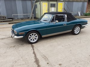 Picture of 1972 TRIUMPH STAG MK1 AUTO SUPERB THROUGH OUT NOW SOLD For Sale