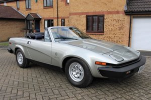 Picture of 1980 Triumph TR8 Convertible (Only 3,000 Miles) For Sale