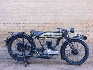 Picture of 1927 Triumph Model N 500cc SOLD